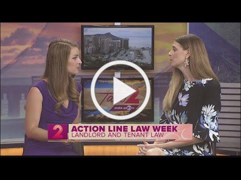 Law Week: Landlord and tenant law