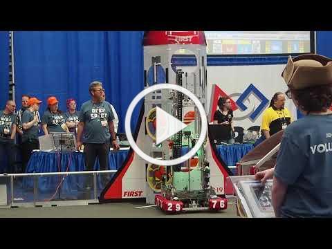 Skyline Robotics - Video by Students