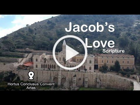Jacob's Love - scripture