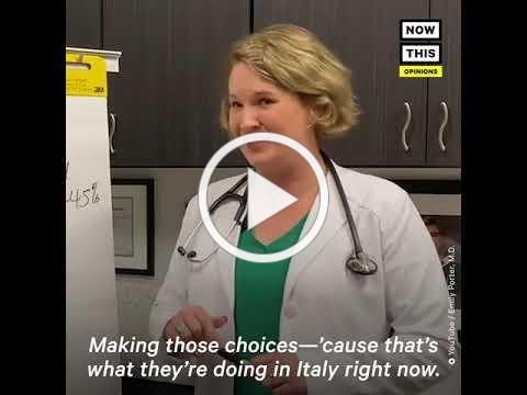Dr. Porter Explains The Power of Quarantine