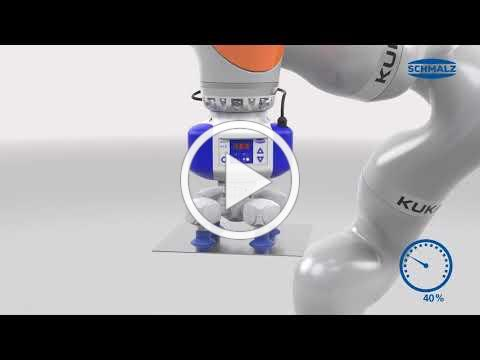 Electrical Vacuum Generator CobotPump ECBPi