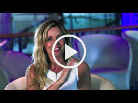 Candy Dulfer Talks Blue Note at Sea Vibe