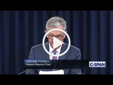 Fed Chair Powell Announces Interest Rate Reduction (C-SPAN)