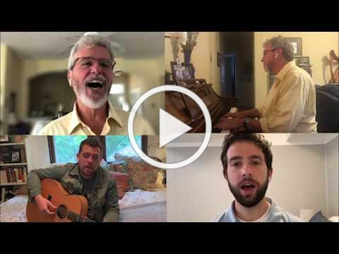 It is Well - Sung by father and two sons during COVID-19 (three cities)
