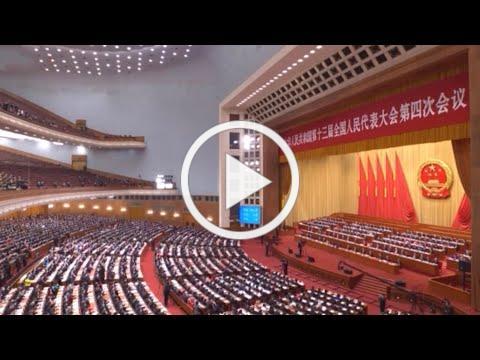 China adopts decision to improve Hong Kong electoral system