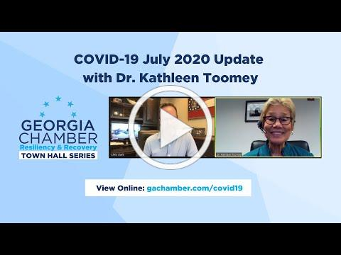 Resiliency and Recovery Town Hall ft. Dr. Toomey & Blake Cook
