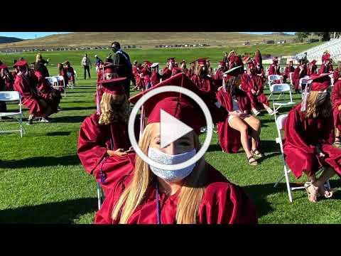 Jeffco Public Schools Graduation 2020 Montage