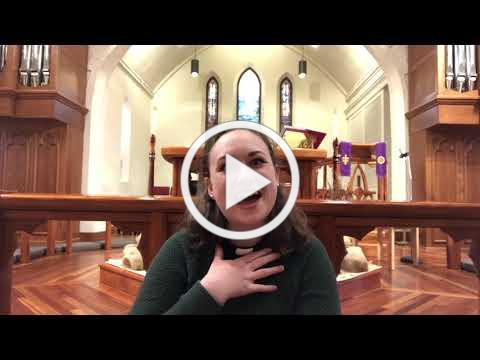 Grace Children's Sermon for the Fifth Sunday in Lent + 3-21-21