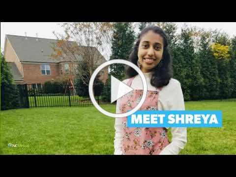 Meet Shreya S. an NCVirtual Super Student