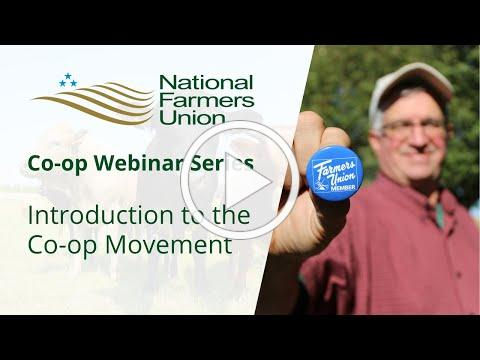 Webinar - Introduction to Cooperatives Education Series