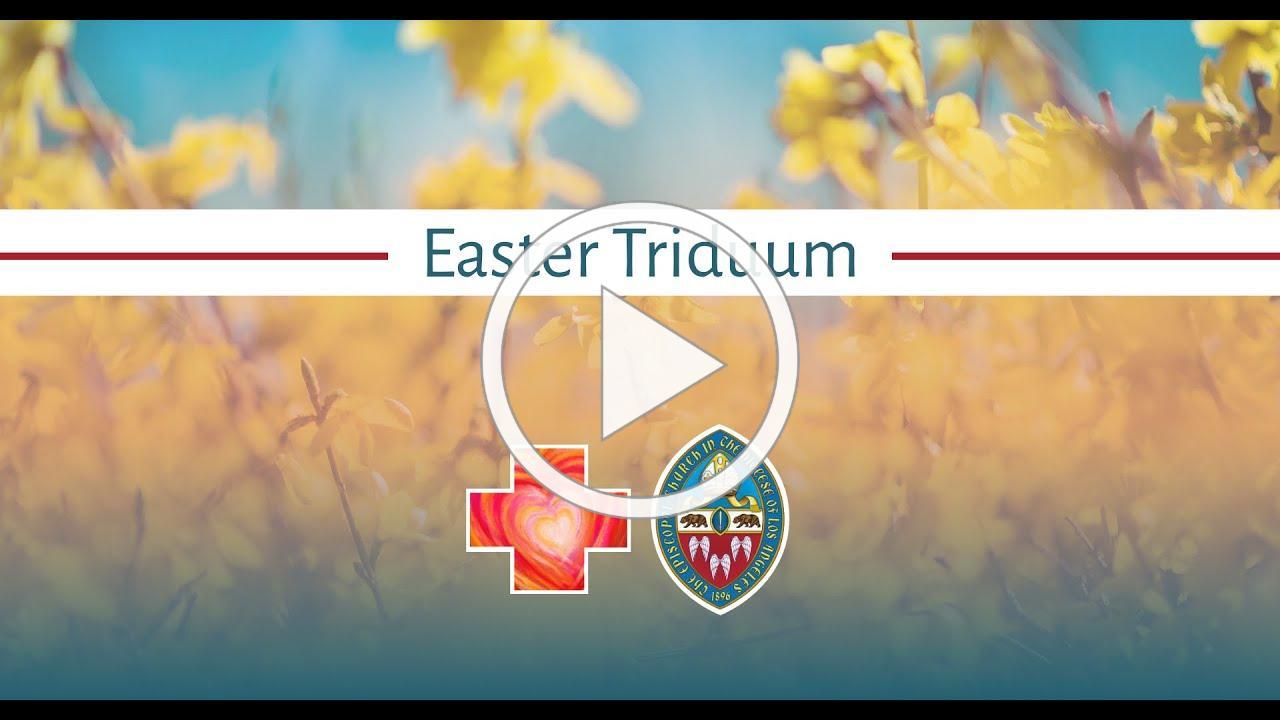 4.8.2020 | Bishop John Taylor Triduum Address
