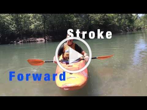Outdoor Chattanooga   Rapid Learning Whitewater Kayak Program   Forward Stroke