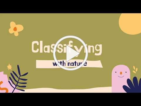 """ELCPBC Parents - Learning Through Play - Letter """"C"""" for Classifying: Social-Emotional Activity"""