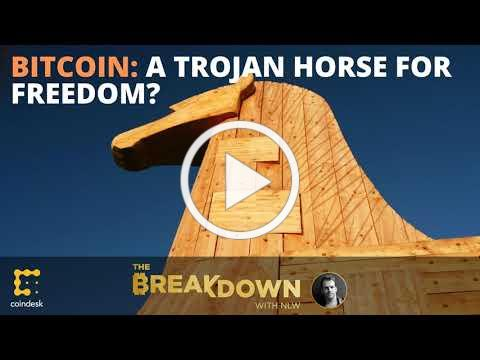 Is Bitcoin a Trojan Horse for Freedom?