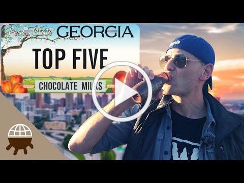 The Best Chocolate Milk in Georgia