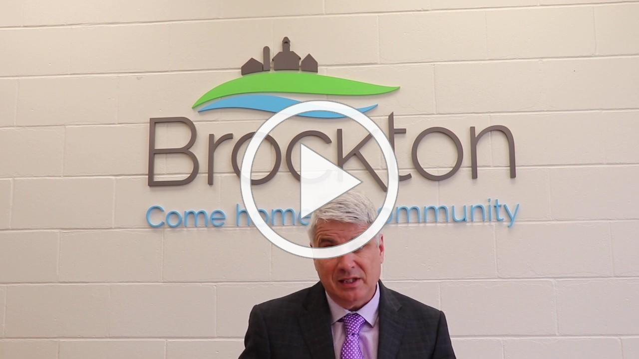 COVID-19 Update #4 from Brockton Mayor Chris Peabody