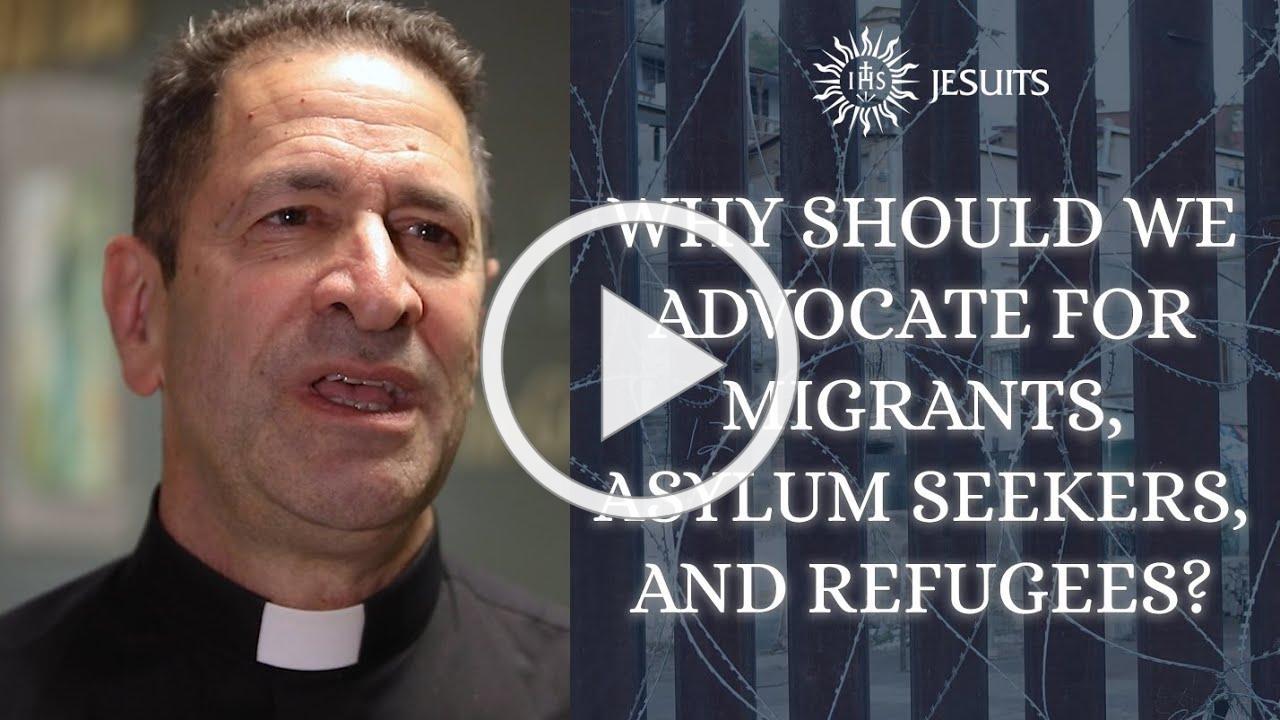 Jesuit Migrant Advocacy - English, French, Spanish closed captions