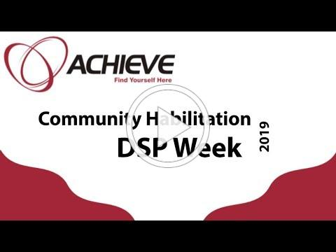 DSP Week 2019 - Community Habilitation