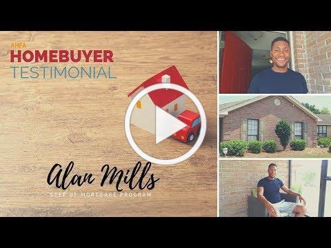 Homebuyer Testimonial: Alan Mills, Montgomery