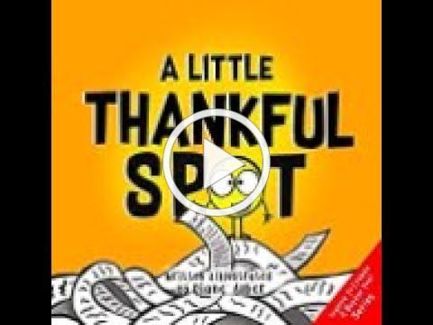 A Little Thankful Spot by Diane Alber