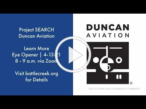 Project SEARCH Duncan Aviation