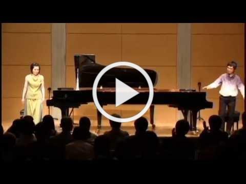 Stravinsky: Three movements from Petrouchka (2 pianos version)