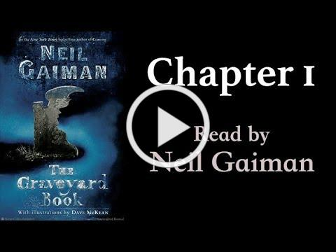 The Graveyard Book: Chapter 1 | Read by Neil Gaiman