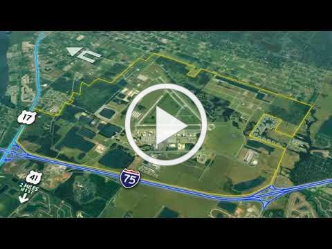 Charlotte County Economic Development - Punta Gorda Interstate Airport Park