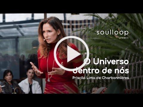 O universo dentro de nós por Priscila Lima de Charbonnières