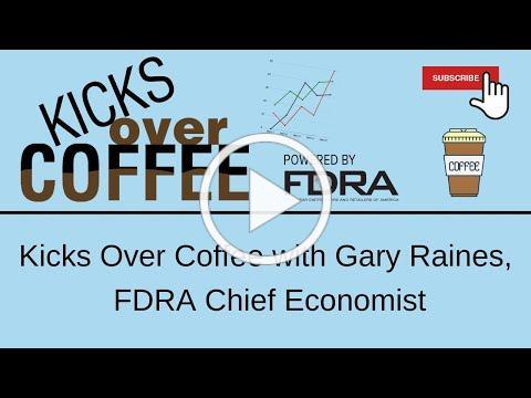 Kicks Over Coffee with Gary Raines