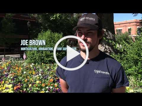 Get to Know the Horticulture Division - Grand Junction Parks and Recreation