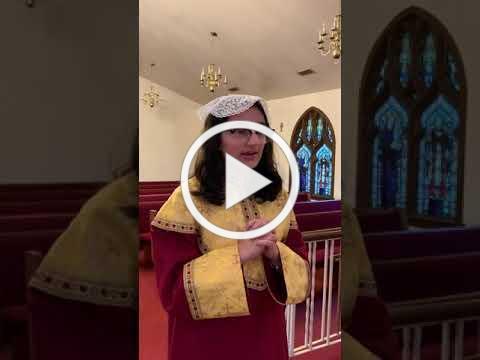 In Faith I Confess 15 - English