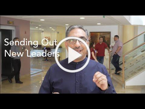 June Greetings from Dr. Jack Sara: Sending Out New Leaders.