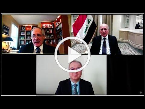 A Conversation with Iraq's Foreign and Migration Ministers