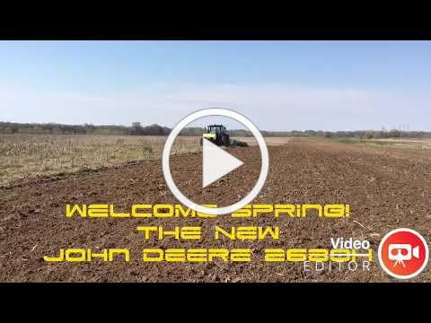 Starting Spring Right with a Joh Deere 2680H