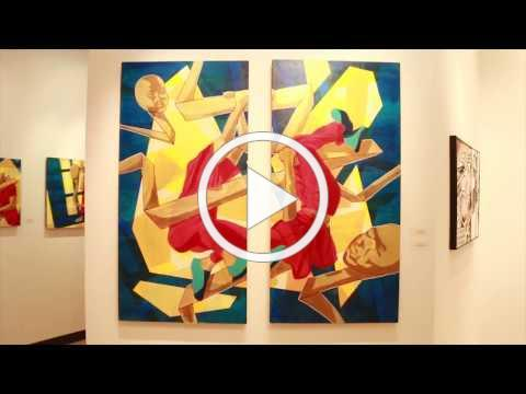 Offsite Gallery Grand Opening at MacArthur Center