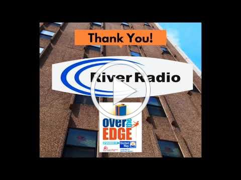 River Radio Over the Edge Sponsor 2019
