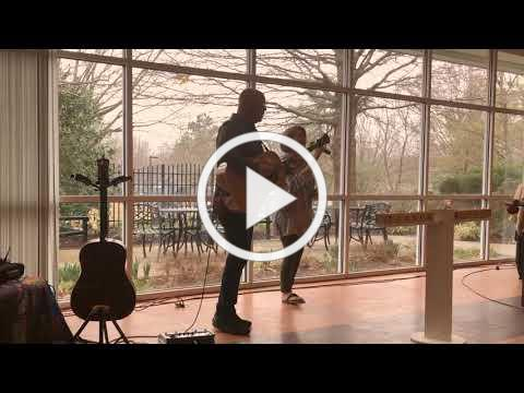 """Bob Sima (Featuring Shannon Plummer) """"If Your Hand Was in Mine"""" Oneness CSL, Columbia, MD"""