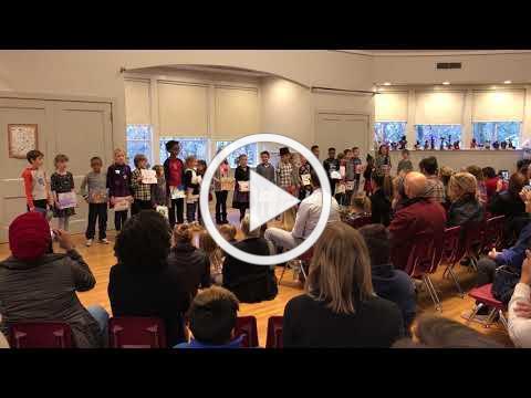 New School Montessori Thanksgiving Celebrations