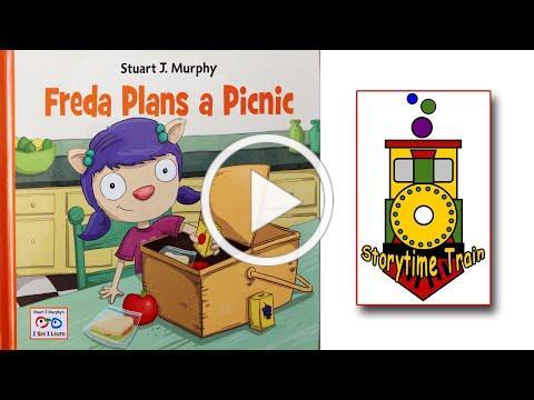 Freda Plans a Picnic   Kids Books