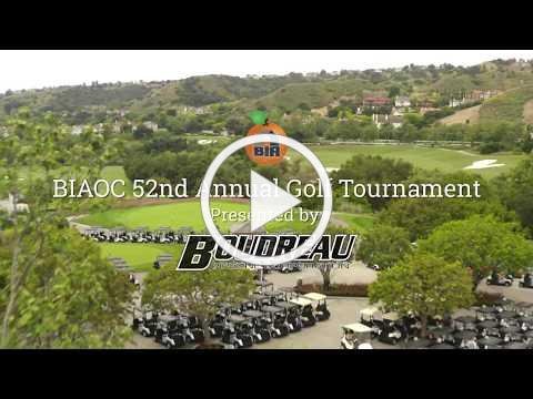 BIAOC 52nd Annual Golf Tournament Presented by Boudreau Pipeline