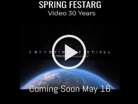 Video FestArg 30 Years