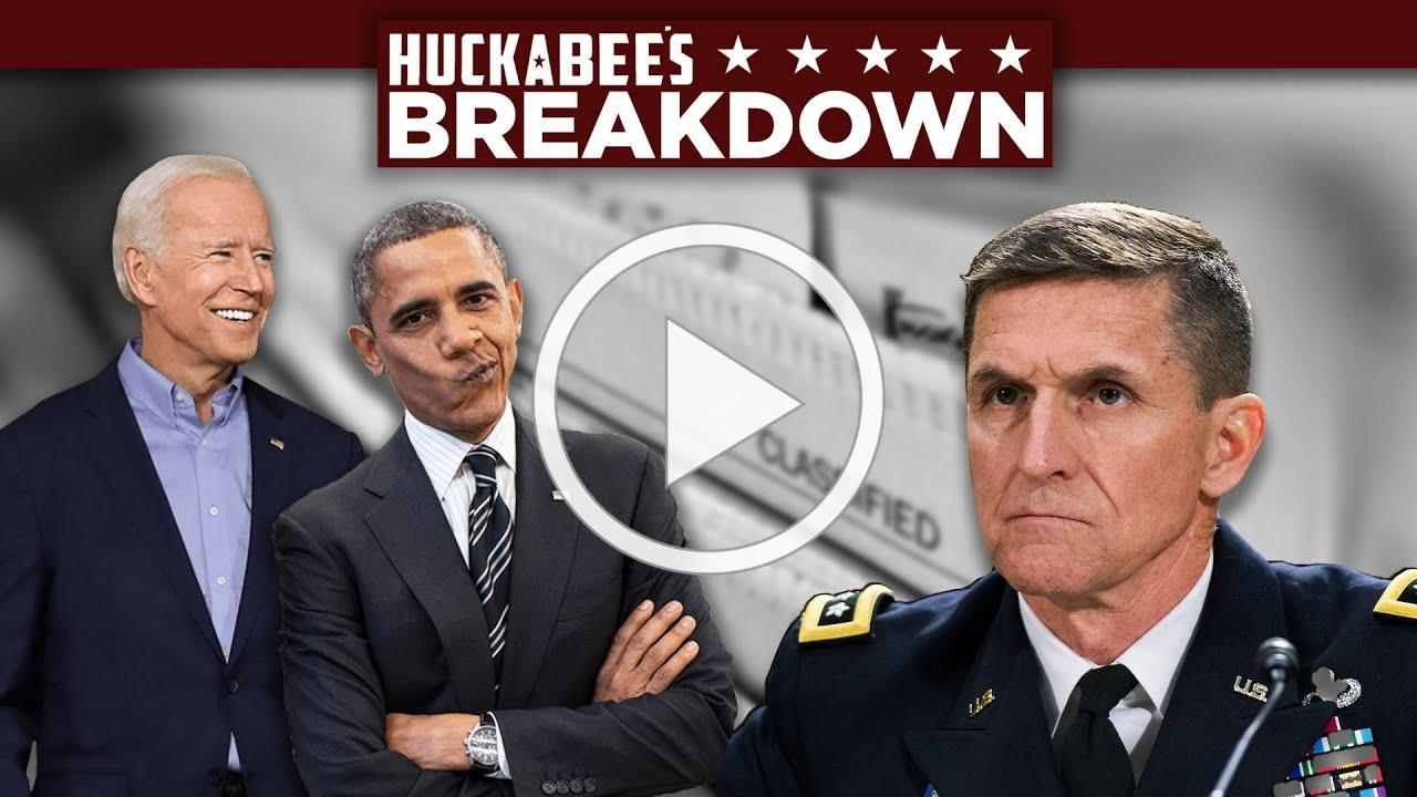 BREAKDOWN: Justice For Obama And Biden? & And The CIA SPIED On Flynn | Huckabee