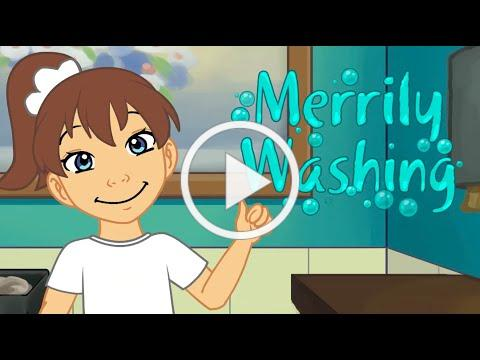 Hand Washing - By MerrilyWashing.com 2020 (Best Practice)
