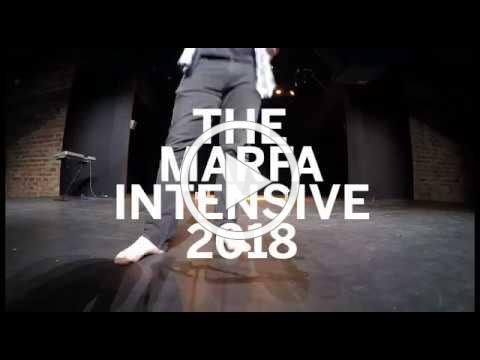 THE MARFA INTENSIVE 2018