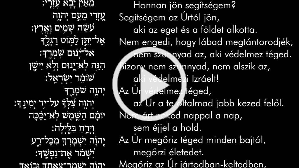 Salamone Rossi: Psalm 121