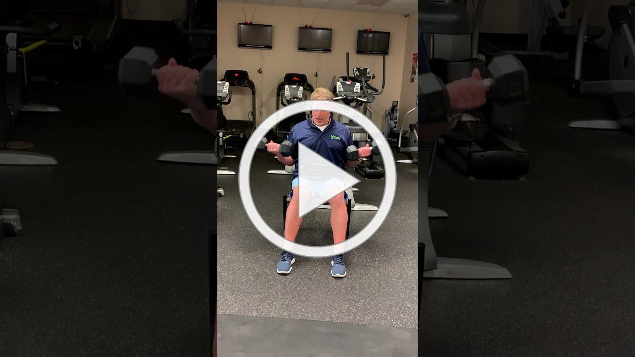 Carl's Work Out Wednesday!