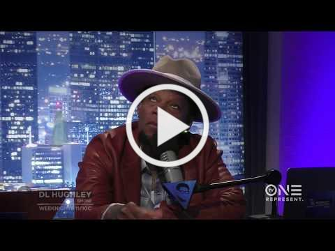 DL Hughley & Son Share An Unexpected Moment