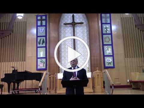 Virtual Worship Service 5-10-2020