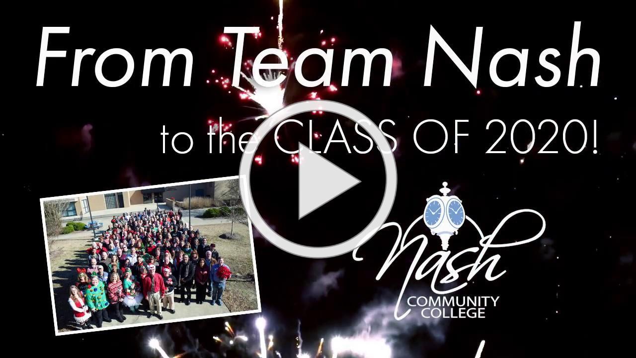 Congratulations NCC Class of 2020